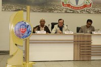 Câmara abre segundo semestre legislativo de 2015