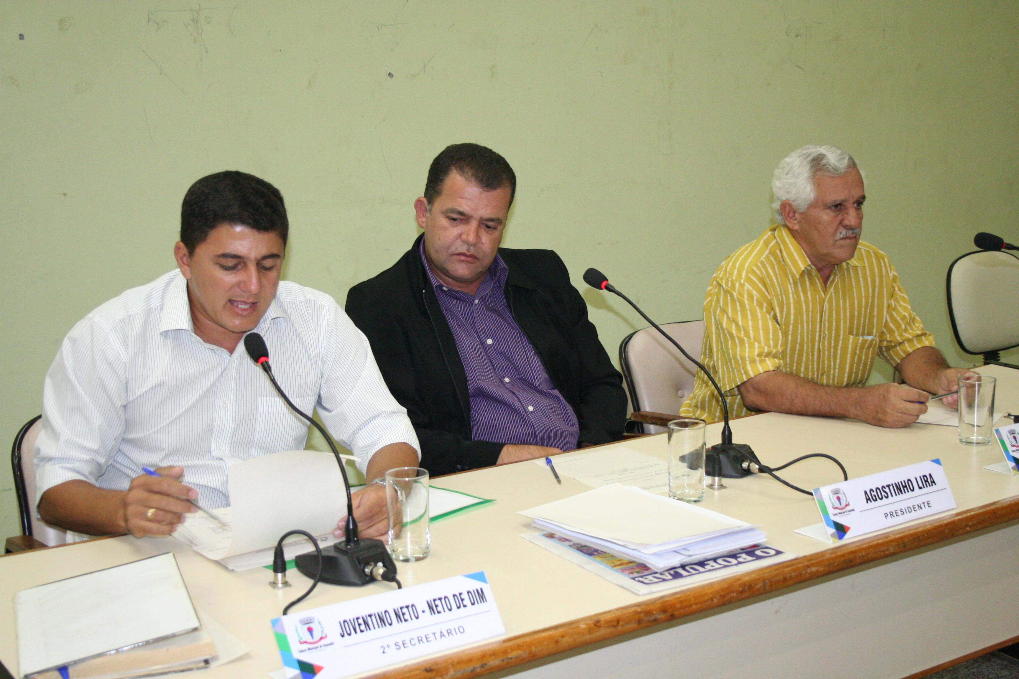 Câmara de Guanambi  abre trabalhos legislativos
