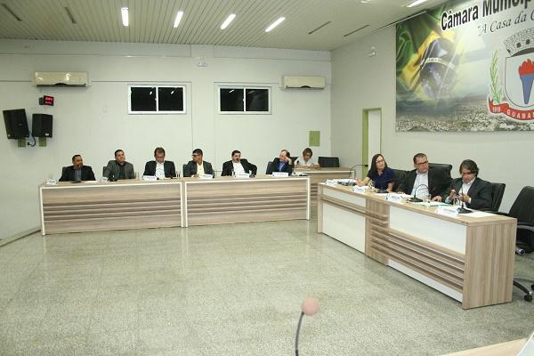 Câmara de Guanambi aprova projeto com normas para política Ambiental do Município