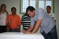 Câmara de Guanambi entrega sede da Fundação Joaquim Dias Guimarães