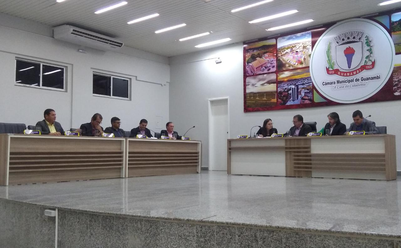 Câmara de Guanambi inicia discussão do orçamento