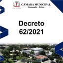 CÂMARA DE GUANAMBI MANTÊM SUSPENSAS AS ATIVIDADES ADMINISTRATIVAS.