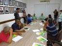 Câmara de Vereadores de Guanambi sedia coletiva de Imprensa da Bahia Mineração.