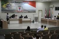Câmara debate construção da Biblioteca Municipal