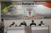 Câmara Encerra Período Legislativo e Aprova Contas do Executivo e do Legislativo Referentes ao Exercício de 2014
