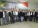 Câmara recebe visita de Vereador de Jundiaí (SP)