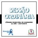 DESTAQUES DA SESSÃO ORDINÁRIA DA CÂMARA DE VEREADORES DE GUANAMBI.
