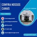 NOSSOS CANAIS