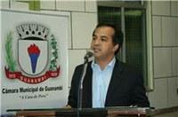 Presidente da Câmara, Hugo Costa, cobra de autoridades mais segurança para Guanambi e distritos
