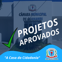 PROJETOS APROVADOS NA CÂMARA MUNICIPAL DE GUANAMBI NO 1º SEMESTRE DE 2020.