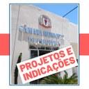 PROJETOS E INDICAÇÕES APROVADOS NA SESSÃO ORDINÁRIA DE 14 DE OUTUBRO DE 2019.