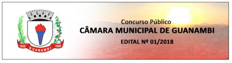 Resultado do Concurso Público da Câmara Municipal