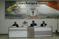 Sessão Ordinária da Câmara Municipal de Guanambi