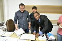 Suplente de Vereador Bené Lopes é empossado