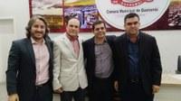 Vereador Zaqueu Rodrigues será empossado na presidência da Câmara de Guanambi