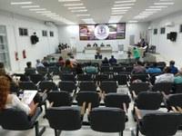 """VEREADORES PARABENIZAM POPULAÇÃO PELA PARTICIPAÇÃO NO MOVIMENTO """"VIDA SIM, BARRAGEM NÃO""""."""