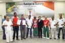 Câmara de Guanambi presta homenagem às escolinhas de futebol