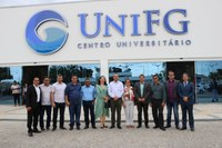 Câmara de Guanambi visita universidades visando discussão de projetos
