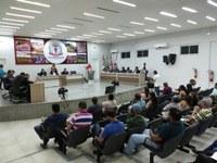 Reforma da Previdência é ponto de debate na Sessão Ordinária da Câmara de Vereadores de Guanambi.